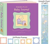 Keepsake of Love Baby Journal