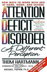 Attention Deficit Disorder | Thom Hartmann |