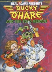 Bucky O'hare And the Toad Menace |  |