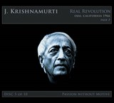 Passion Without Motive | Jiddu Krishnamurti |