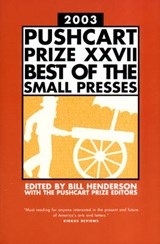 The Pushcart Prize | S. J. White |