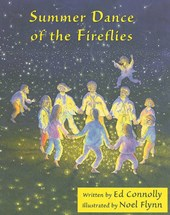 Summer Dance of the Fireflies
