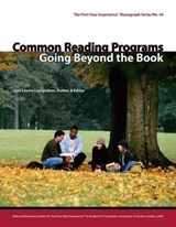 Common Reading Programs | Jodi Levine Laufgraben |