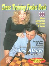 Chess Training Pocket Book - 300 Most Important Positions | Lev Alburt |