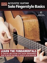 Acoustic Guitar Solo Fingerstyle Basics | auteur onbekend |