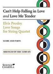 Elvis Presley - Love Songs for String Quartet |  |