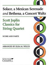 Solace, a Mexican Serenade and Bethena, a Concert Waltz |  |