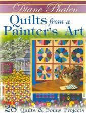Quilts From A Painter's Art