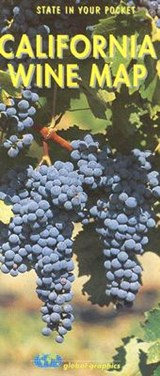 California Wine Map |  |