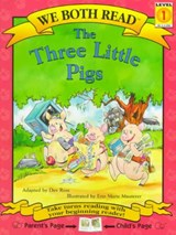 The Three Little Pigs | auteur onbekend |