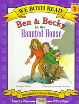 Ben & Becky in the Haunted House | Sindy McKay |