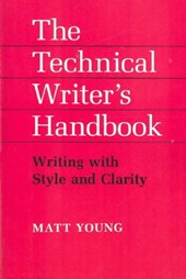 Technical Writer's Handbook