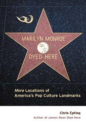 Marilyn Monroe Dyed Here