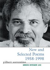 New and Selected Poems 1958-1998 | Gilbert Sorrentino |