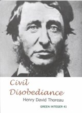 Civil Disobedience | Henry David Thoreau |