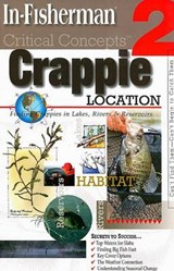 Crappie Location | In-Fisherman Staff |