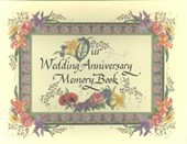 Our Wedding Anniversary Memory Book |  |