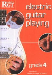 Electric Guitar Playing, Grade