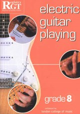 Electric Guitar Playing, Grade | Tony Skinner |
