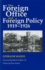 Foreign Office and Foreign Policy, 1919-1926 | Mosh Ginat Joseph Ma |