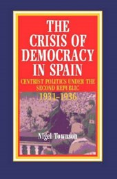 The Crisis of Democracy in Spain