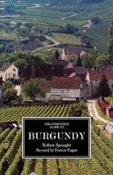 The Companion Guide to Burgundy | Robert Speaight |