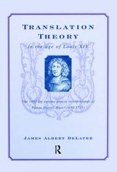 Translation Theory in the Age of Louis XIV