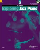 Exploring Jazz Piano, Volume 2 [With CD (Audio)]
