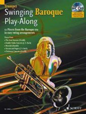 Swinging Baroque Play-Along. Trompete