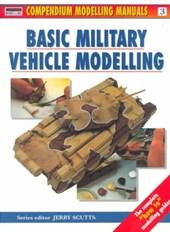Basic Military Vehicle Modelling