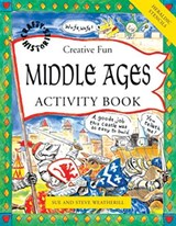 Middle Ages Activity Book | Steve Weatherill |