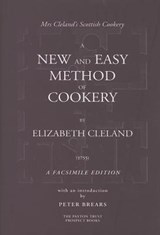 A New and Easy Method of Cookery | Elizabeth Cleland |
