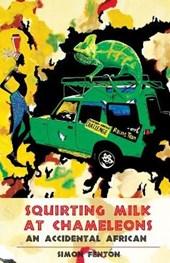 Squirting Milk at Chameleons