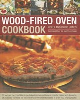 Wood Fired Oven Cookbook | Holly Jones |