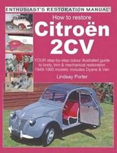 Citroen 2CV, Enthusiast's Restoration Manual