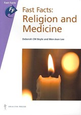 Religion and Medicine | Boyle, Deborah C.M., M.D. ; Lee, Men-jean |