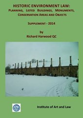 Historic Environment Law | Richard Harwood |