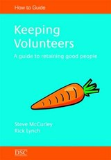 Keeping Volunteers | Steve McCurley |