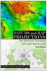 Datums and Map Projections | J C Iliffe |