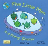 Five Little Men in a Flying Saucer | auteur onbekend |
