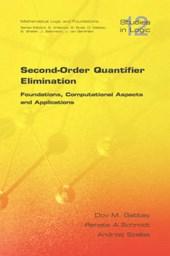 Second-Order Quantifier Elimination