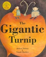 The Gigantic Turnip [With CD] | Aleksey Konstantinovich Tolstoy |