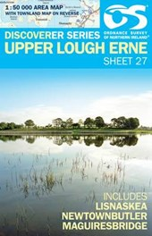 Irish Discovery Series 27. Upper Lough Erne 1 : 50 000