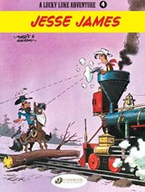 A Lucky Luke Adventure 4 | Rene Morris ; Goscinny |