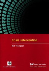 Crisis Intervention | Neil Thompson |
