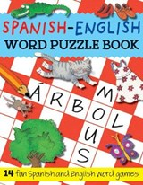 Spanish-English Word Puzzle Book | Catherine Bruzzone |