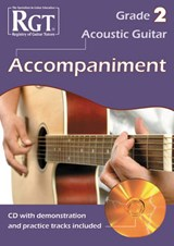 Acoustic Guitar Accompaniment RGT Grade Two | Tony Skinner |