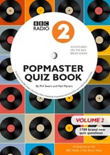 BBC Radio 2 Popmaster Quiz Book 2: 1700 Brand New Quiz Quest | Phil Swern; Neil Myners |