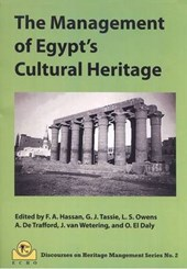 The Management of Egypt's Cultural Heritage | Fekri A. Hassan |
