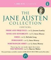 "The Jane Austen Collection: ""Sense and Sensibility"", ""Pride and Prejudice"", ""Emma"", ""Northanger Abbey"", ""Persuasion"" AND ""The Watsons"" (Unabridged) 